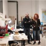 Photo des fondateur de Sozo à l'atelier